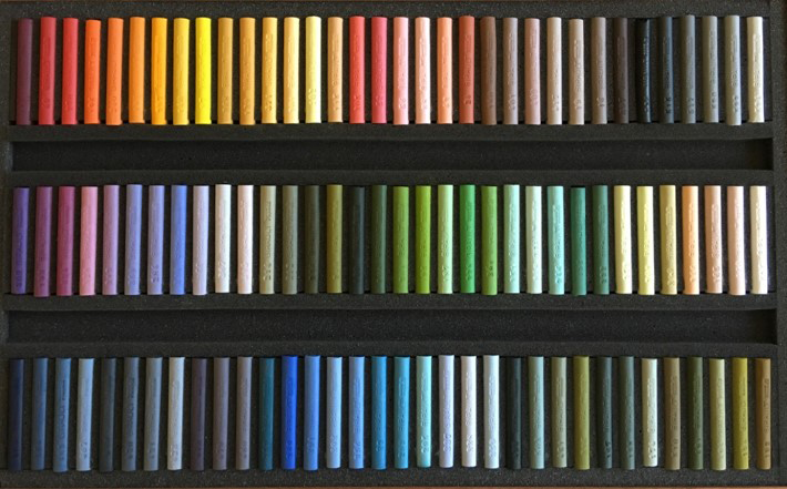 102 pastels Sélection Richard Mc KINLEY - Neutrals & Friends
