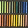 50 pastels assortis Sélection Patrice BOURDIN - Couleurs du Berry