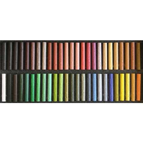 Etuis de 50 batonnets pastels texier complement 2