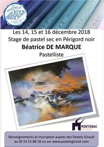 Stage Béatrice De Marqué