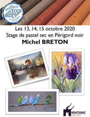 Stage en Périgord noir avec Michel Breton