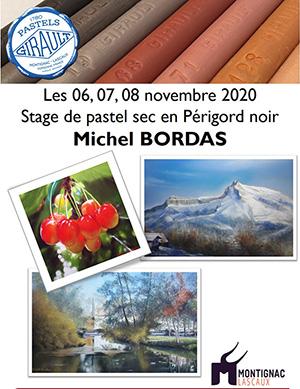 Stage en Périgord noir avec Michel Bordas